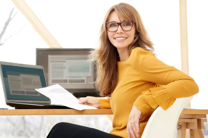חיפוש עבודה בגיל 45 ומעלה