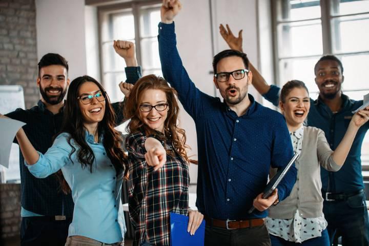 עובדים מרוצים - אוניברסיטת אריאל